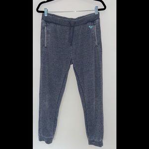 Roxy Blue/Gray Sweatpants